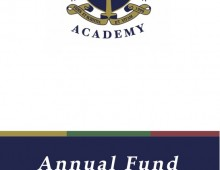 Pacific Crest Academy Annual Fund Brochure & Pledge Card