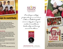 Seton Catholic Prep Brochure