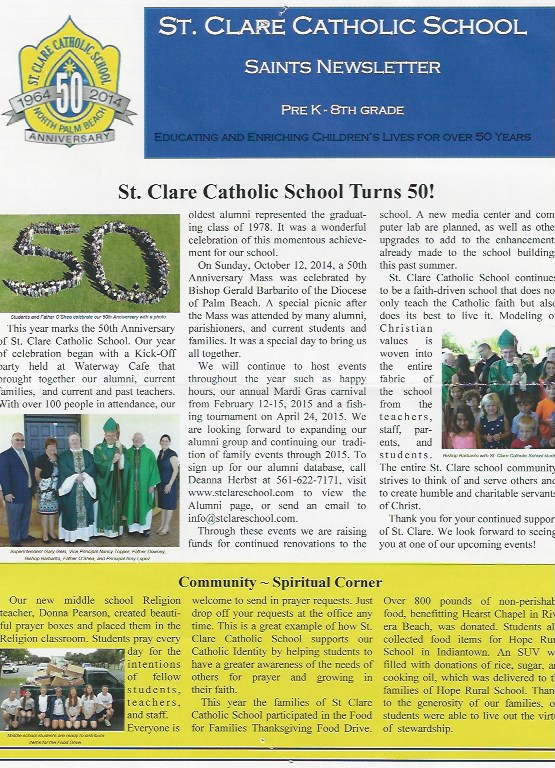 StClare2015QNews1