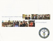 Annual Report (Our Lady of Lourdes)