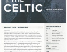 St. Patrick Winter & Spring Newsletters